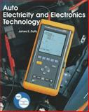 Auto Electricity and Electronics Technology, Duffy, James E., 1566374413