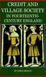 Credit and Village Society in Fourteenth-Century England, Briggs, Chris, 0197264417