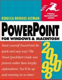 PowerPoint 2000/98 for Windows and Macintosh, Rebecca Bridges Altman, 0201354411
