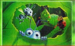 A Bug's Life, Jeff Kurtti, 0786864419