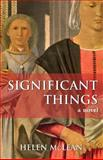 Significant Things, Helen McLean, 1550024418