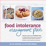 Food Intolerance Management Plan, Sue Shepherd and Peter Gibson, 0670074411