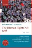 Blackstone's Guide to the Human Rights Act 1998, Wadham, John and Mountfield, Helen, 0199574421