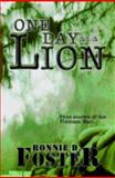 One Day As A Lion, Ronnie D. Foster, 0979394422