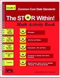 Common Core : The Star Within Math Activity Book for Grade 5, Learning Wheels, 0989124428