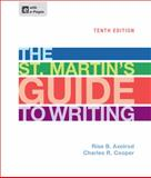 The St. Martin's Guide to Writing, Axelrod, Rise B. and Cooper, Charles R., 1457604426