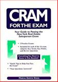 Cram for the Exam : Your Guide to Passing the New York Real Estate Salesperson Exam, Spada, 0137774427