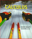 Calculus, Single Variable, Hughes-Hallett, Deborah and Gleason, Andrew M., 0471164429