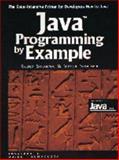 Java Programming by Example, Sharma, Rajiv and Sharma, Vivek, 0521644429