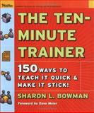 The Ten-Minute Trainer 9780787974428