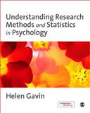 Understanding Research Methods and Statistics in Psychology, Gavin, Helen, 1412934427