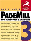 PageMill 3 for Macintosh and Windows, Langer, Maria, 0201354438