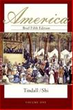 American Native History Brief, Tindall and Shi, 039397443X