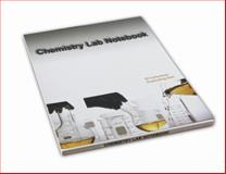 Lab Notebook Top Permanent Bound 50 Carbonless Page (Copy Page Perforated), Barbakam, 0978534433