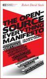 The Open-Source Everything Manifesto, Robert David Steele, 1583944435