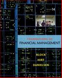 Foundations of Financial Management with Time Value of Money Card, Block, Stanley and Hirt, Geoffrey, 007745443X