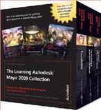 The Learning Maya 2009 Collection, Autodesk Maya Press Staff and Autodesk Maya Press, 0470474432