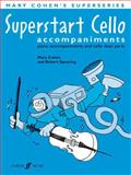 Superstart Cello Piano Accompaniments, Alfred Publishing Staff, 0571524435