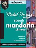 Michel Thomas Method Speak Mandarin Chinese Advanced, Goodman, Harold, 007160443X