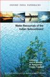 Water Resources of the Indian Subcontinent, , 0195694430
