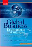 Global Business Environments and Strategies, Hough, Johan and Neuland, Ernst, 0195764439