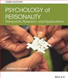 Psychology of Personality 3rd Edition