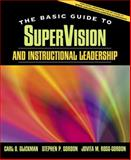 SuperVision and Instructional Leadership, Glickman, Carl D. and Gordon, Stephen P., 020540443X