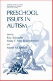 Preschool Issues in Autism, , 1489924434