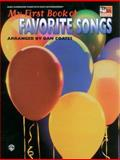 My First Book of Favorite Songs, , 0769284434