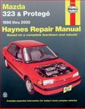 Mazda 323 and Protege, 1990-2000, Louis LeDoux and John Haynes, 1563924439