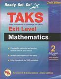 Texas TAKS Exit-Level Mathematics, Research & Education Association Editors, 0738604445