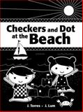 Checkers and Dot at the Beach, J. Torres, 1770494448