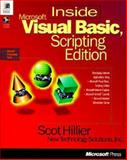 Inside Microsoft Visual Basic Scripting Edition, Hillier, Scott, 1572314443