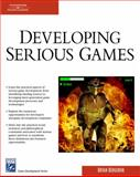 Developing Serious Games, Bergeron, Bryan, 1584504447