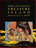 Treasure Island, Robert Louis Stevenson, 1442474440