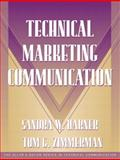 Technical Marketing Communication, Harner, Sandra and Zimmerman, Tom, 0205324444