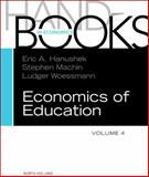 Handbook of the Economics of Education Volume 4, , 044453444X