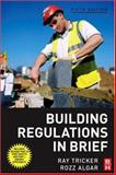 Building Regulations in Brief, Tricker, Ray and Algar, Rozz, 0750684445