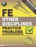 FE Other Disciplines Practice Problems, Lindeburg, PE, Michael R, 1591264448