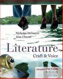 Literature Vol. 1 : Craft and Voice, Delbanco, Nicholas and Cheuse, Alan, 0073104442