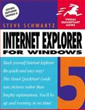 Internet Explorer 5 for Windows, Schwartz, Steven, 0201354446