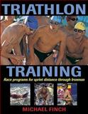 Triathlon Training, Michael Finch, 0736054448