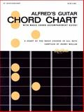 Alfred's Guitar Chord Chart, Henry Wollak, 0739014447