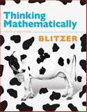 Thinking Mathematically, Blitzer, Robert F., 0321744446