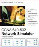 CCNA 640-802 Network Simulator, Odom, Wendell, 1587204444