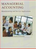 Managerial Accounting 9781426644450