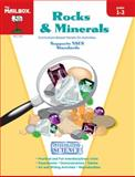 Investigating Science - Rocks and Minerals, Jan Brennan, 1562344455