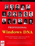 Windows DNA 9781861004451