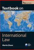 Textbook on International Law, Dixon, Martin, 0199574456