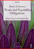 Pearce and Stevens' Trusts and Equitable Obligations, Pearce, Robert and Barr, Warren, 0199644454